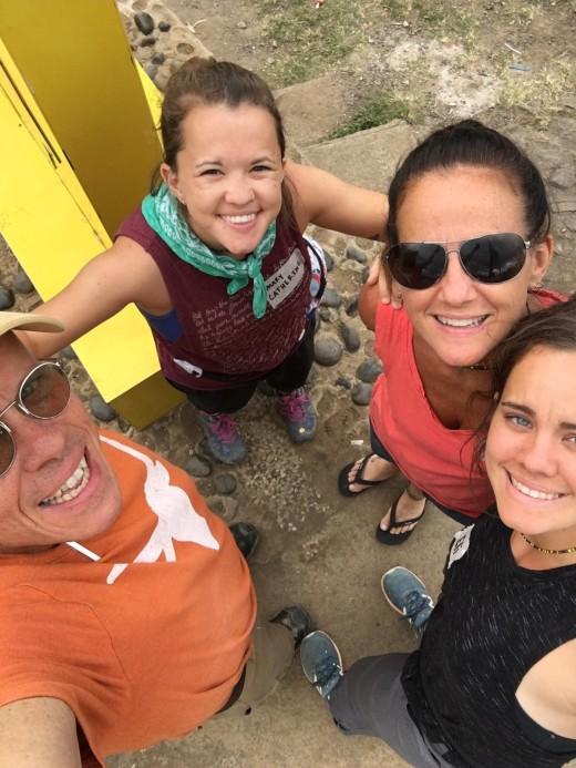 Fam Staddles Equator