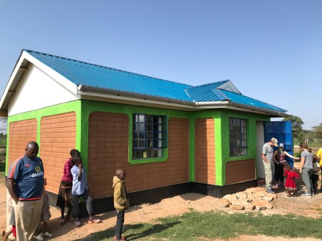 Habitat Kenya House